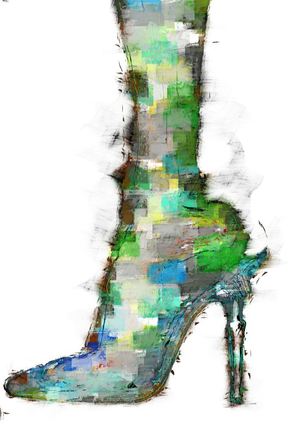 cruel shoe